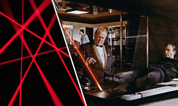 bond laser