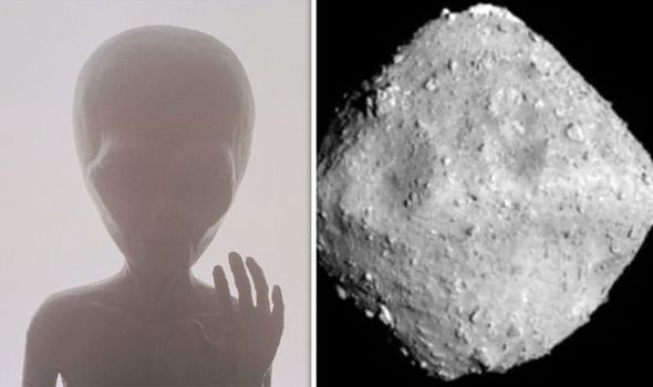 Alien life DISCOVERY: Aliens 'could be found on asteroids ...