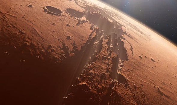 Mars closest to Earth in 15 years TOMORROW - how to watch ...