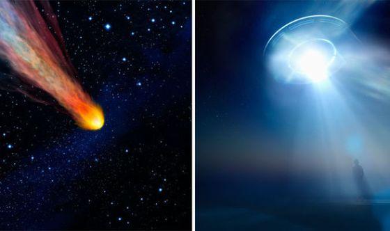 meteor ufo