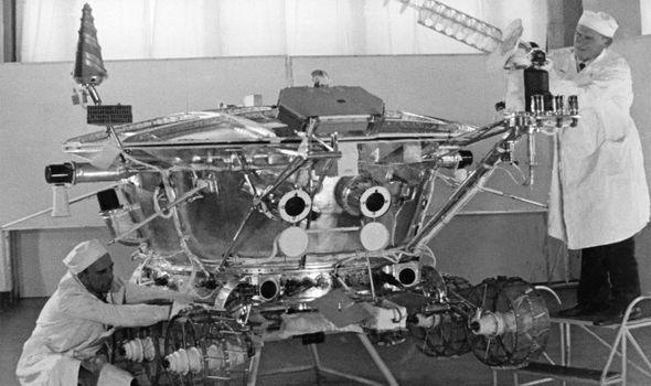 British scientists help revive Soviet-era space craft to ...