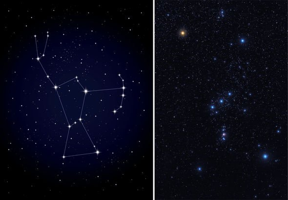 Astronomy news: How to see Orion the Hunter at night ...