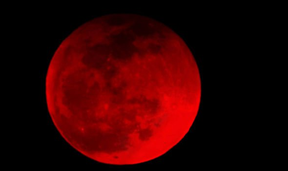 Blood Moon eclipse 2018 LIVE STREAM: Watch the ominous Super Blood Wolf Moon online