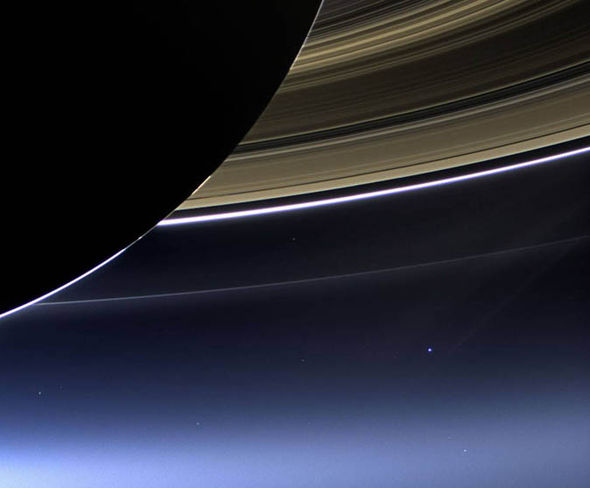Cassini death dive: Scientists pay tribute to spacecraft ...