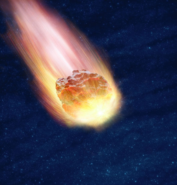 Three thousand comets have been found by the telescope since 1995