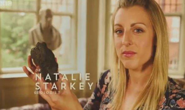 Natalie Starkey revealed all in her 2018 book