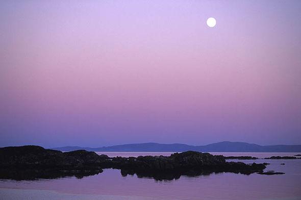 April Pink Moon