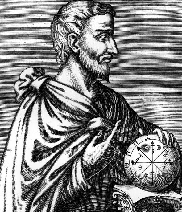 Pythagoras: Little is known of the ancient Greek philosopher and mathematician