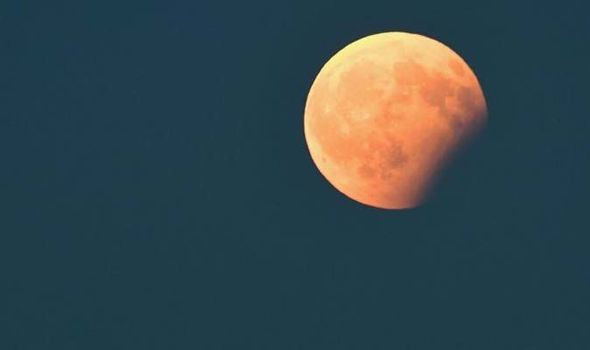 Super Blue Blood Moon  Blue Moon eclipse: Is the Super Blue Blood Moon to blame for earthquakes? | Science | News Super Blue Blood Moon 1209353