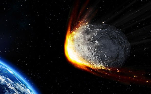 Asteroid alert: Space rock makes close approach