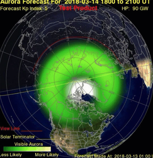 NASA warns MONSTER SOLAR STORM to slam Earth TODAY and