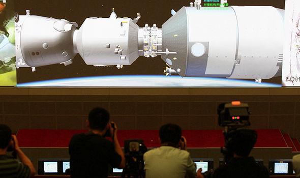 Spacecraft - china