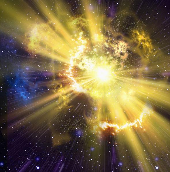 Black hole WARNING: Huge void 100,000 bigger than sun ...