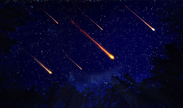 In 1998, two meteorites smashed into earth