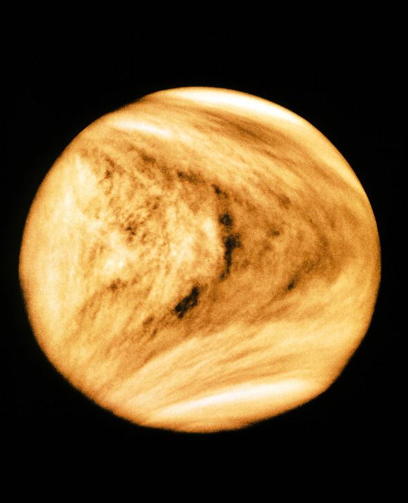 venus cloud