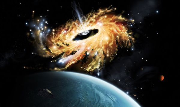 Black holes could be SMASHING into Earth wreaking HAVOC on ...