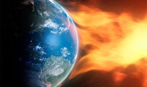 End of the world Can Earth survive the Suns explosive