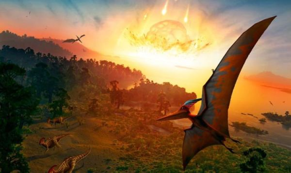 Asteroid impact: Watch the true devastation the dinosaurs ...