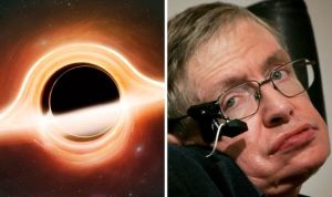 """Stephen Hawking's pioneering theory of """"time travel"""" by a """"trick"""" of a black hole explained    Science    The news"""