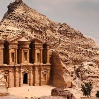 Archaeology breakthrough: Analysis suggested city of Petra destroyed by 'massive flood'; Joel Day; Daily Express