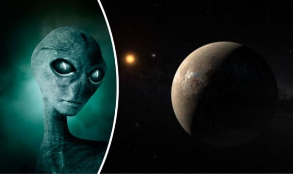 Proxima b SHOCK: 'Second Earth' COULD support alien life ...