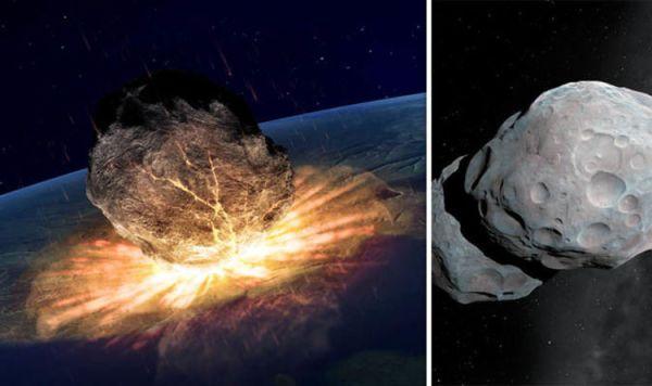 Will Asteroid 2018 AJ hit Earth NASA warns rock on