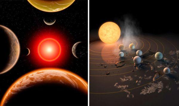 NASA news Holy Grail system primed for ALIEN life as