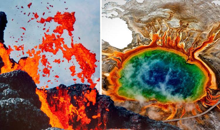 Yellowstone Volcano Eruption Update: How Volcano Is 40,000