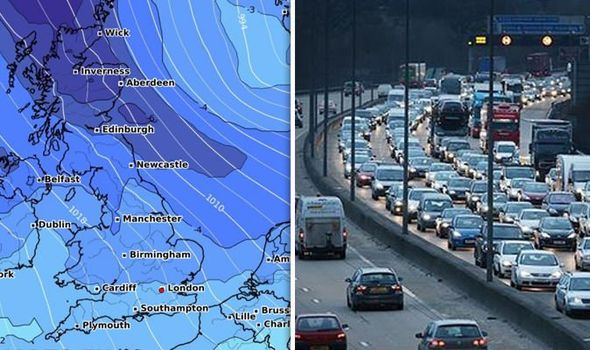 UK Weather Forecast Met Office WARNS Of TORRENTIAL Rain And Flooding Weather News Express