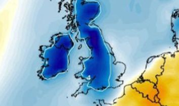 HD Decor Images » UK weather forecast  SHOCK weather map shows temperatures PLUMMET     UK weather forecast BBC UK today latest Met Office