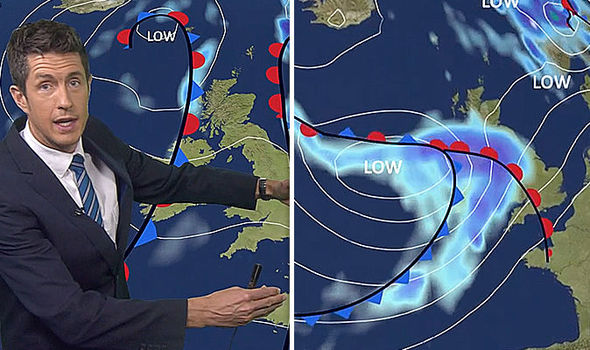 Bbc Weather Forecast United Kingdom