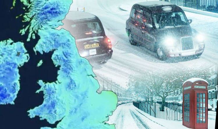 Snow risk in London: will it snow near you? London's risk turned out to be snow to destroy Britain | Weather | news