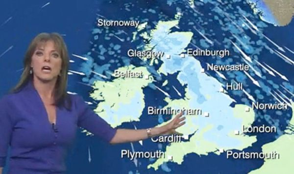BBC Weather: Latest UK forecast predicts MORE snow ...