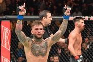 Cody Garbrandt UFC bantamweight title Dominick Cruz