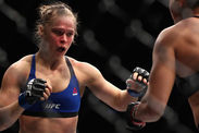 Ronda Rousey retire considering future Amanda Nunes UFC 207 month ban