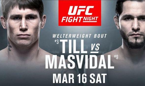 Image result for till vs. masvidal