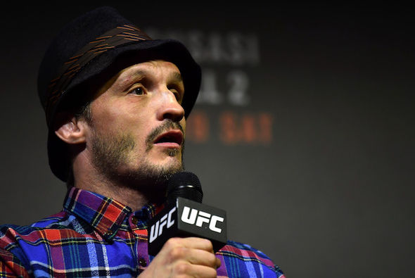Brad Pickett UFC