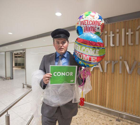 Conor McGregor Paddy Power
