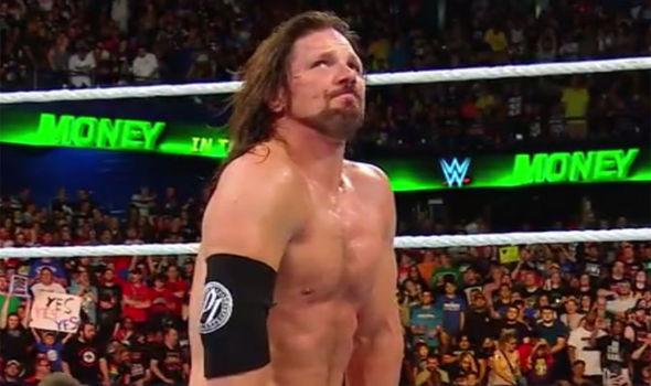 AJ Styles will face Brock Lesnar at Survivor Series