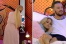 Celebrity Big Brother 2017 Jamie O'Hara Bianca Gascoigne kiss toilet Stacy Francis