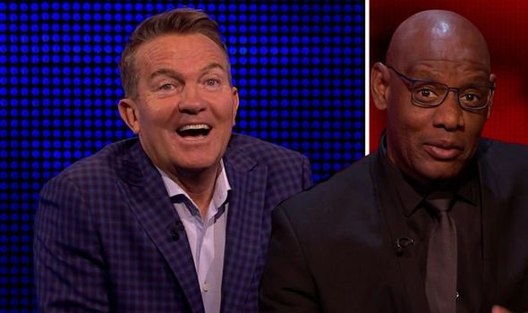 The Chase: 'Actually?' Bradley Walsh dumbfounded as Shaun Wallace will get simple query improper