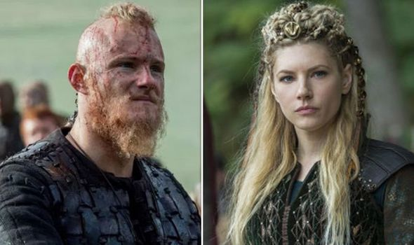 Vikings season 6: Lagertha to be killed by Bjorn Ironside as star drops enormous clue? 1202707 1