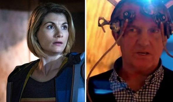 Physician Who season 12spoilers: Jodie Whittaker at risk as 'terrifying' enemy strikes? 1216327 1