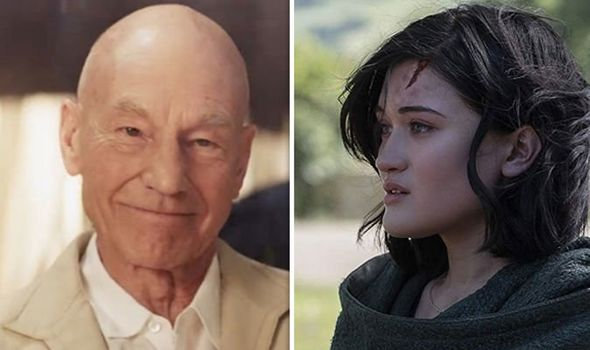 Star Trek Picard star Isa Briones addresses Dahj fan theories 'Some are proper'