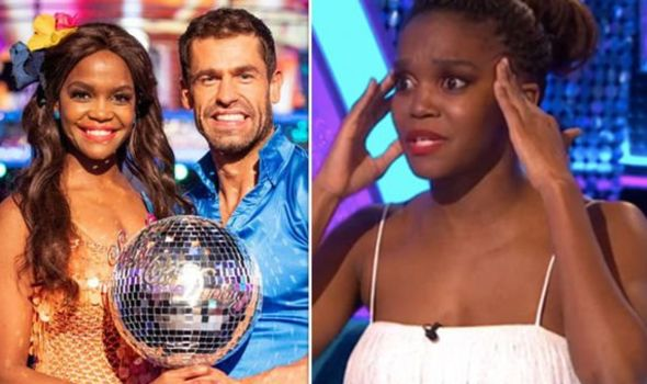 Strictly Come Dancing's Oti Mabuse's co-star drops large trace she's about 'to stop'