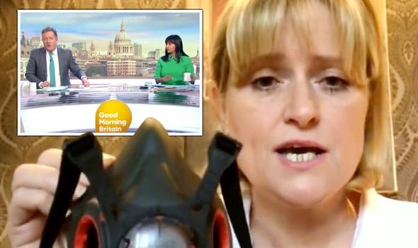 ''4 months too late!!' Despairing NHS nurse tells how workers need to SHARE masks