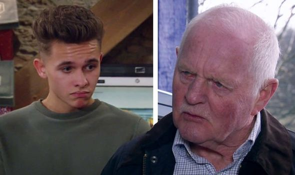 Emmerdale spoilers: Jacob Gallagher to die as Eric Pollard drops worrying well being concern