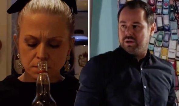 EastEnders spoilers: Mick Carter distraught as Linda left in deadly hazard?