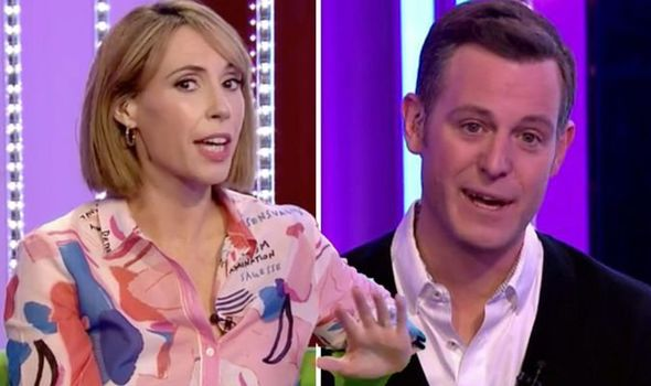 Alex Jones drops enormous bombshell about Matt Baker's alternative on The One Present
