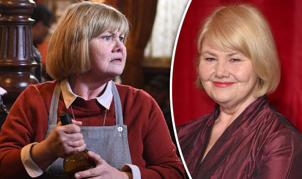 Annette Badland as Aunt Babe